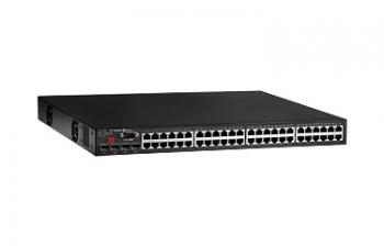 Brocade FastIron Workgroup Switch 648G-EPREM - switch - 44 ports - managed
